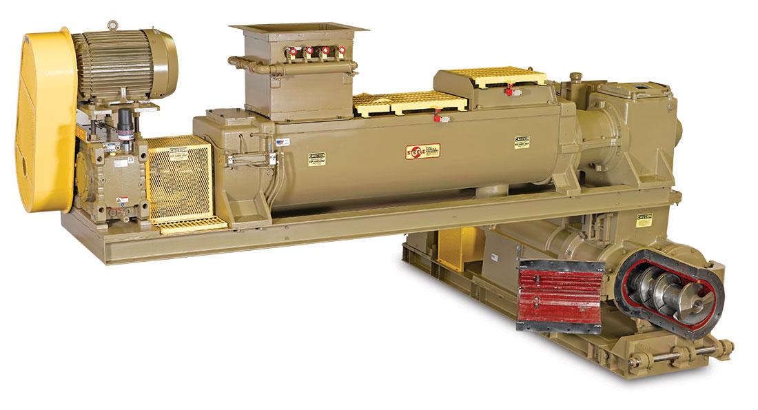 Steele 25-Series Extruder