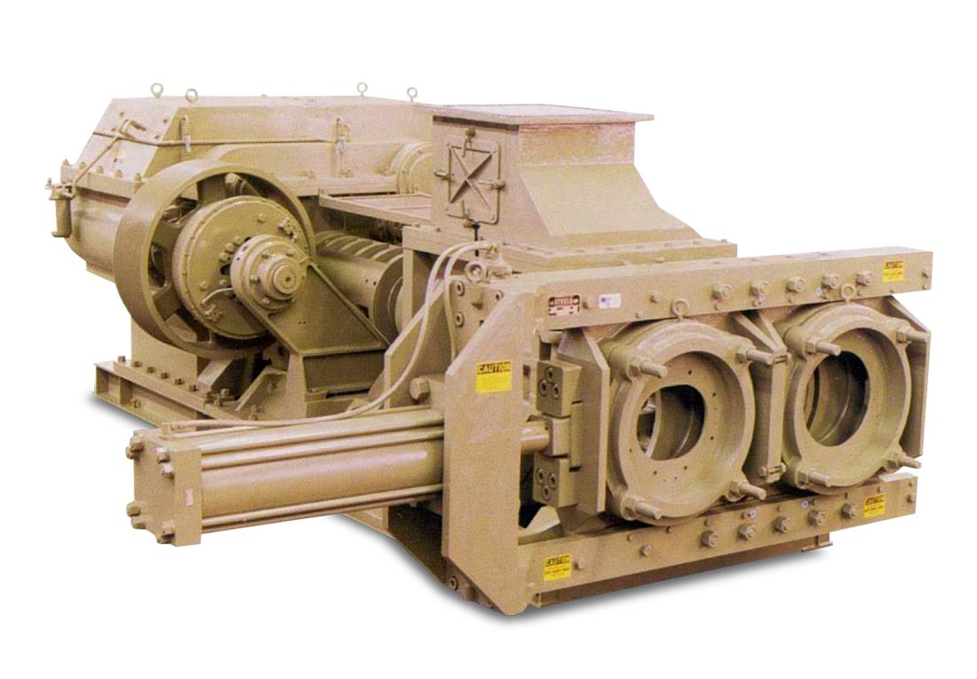 Steele 90 Series Extruder and Pug Sealer