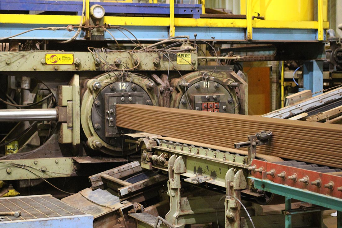 Production of bricks: equipment, technology 44