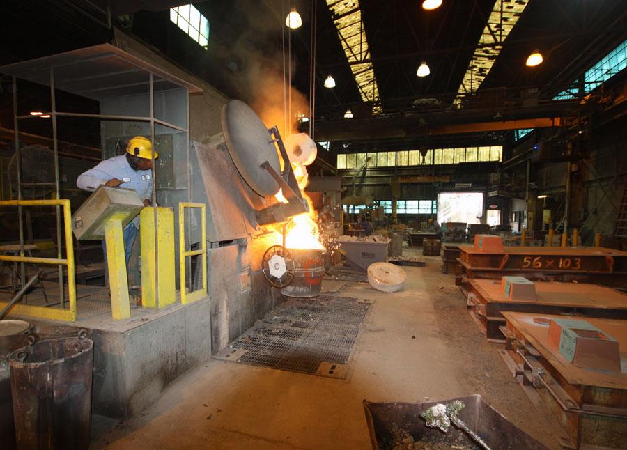 steele foundry